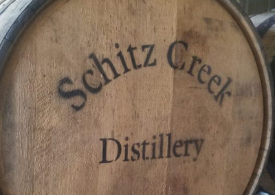 Schitz Creek Distillery